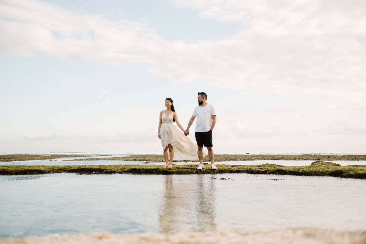 J&M: Capturing The Beauty of Bali in an Bali Casual Prewedding Session 4