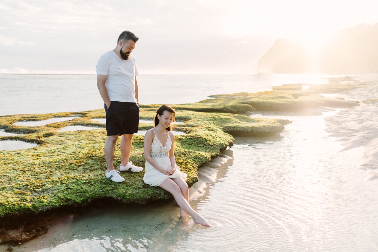 J&M: Capturing The Beauty of Bali in an Bali Casual Prewedding Session 8