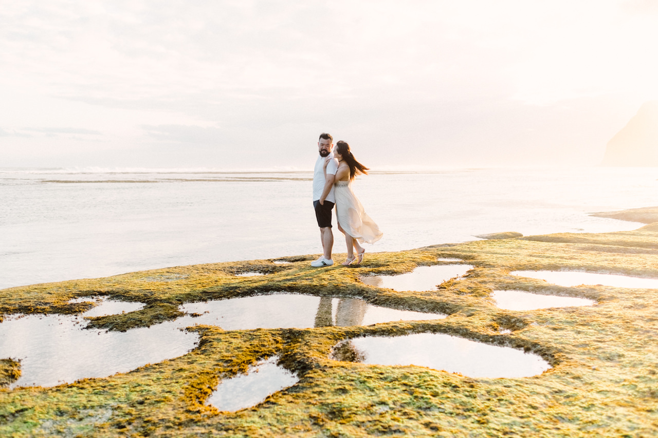 J&M: Capturing The Beauty of Bali in an Bali Casual Prewedding Session 9