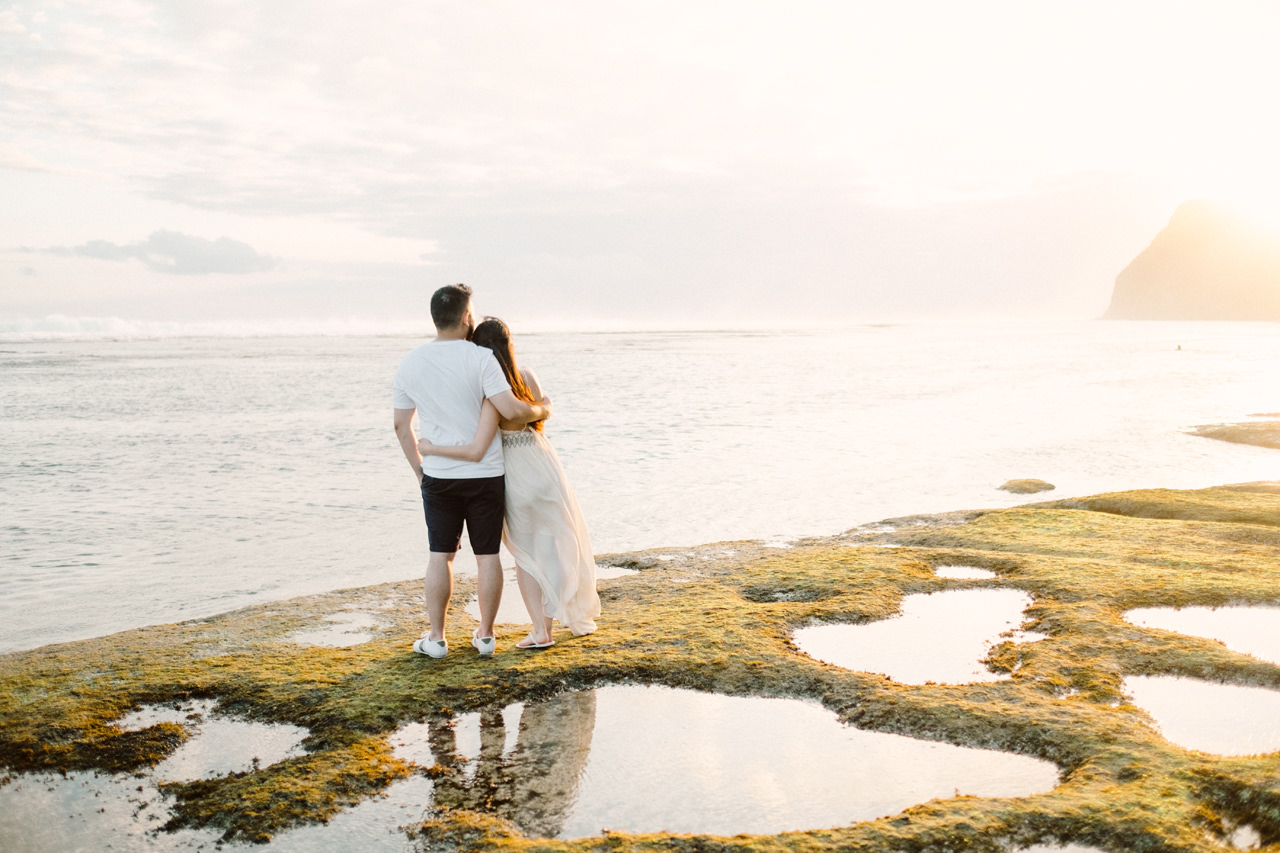 J&M: Capturing The Beauty of Bali in an Bali Casual Prewedding Session 11