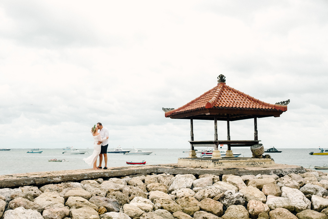 Sanur Beach Bali Renewal Vow Photography 8