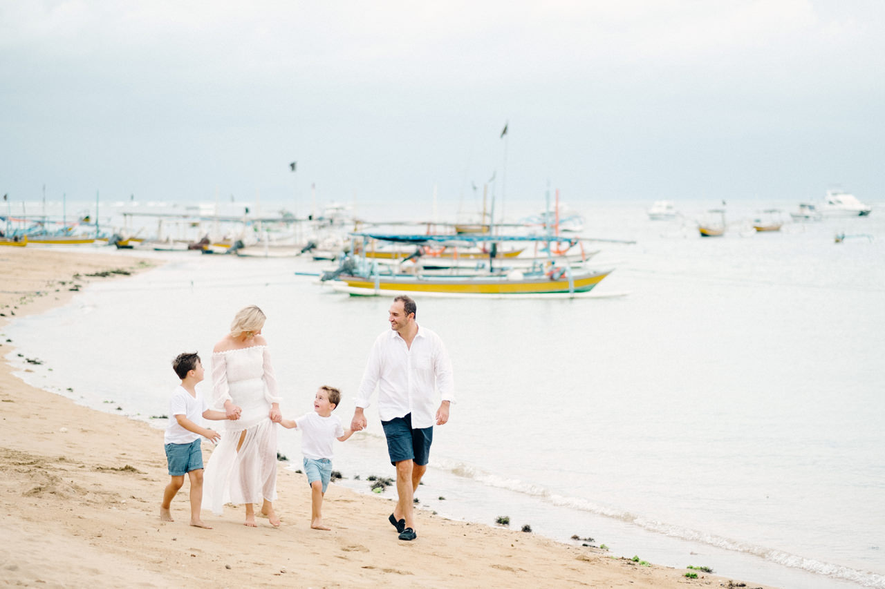 Sanur Beach Bali Renewal Vow Photography 9