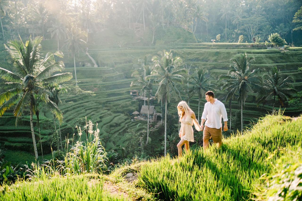 A&K: Magical Morning Photography at Tegalalang Rice Terrace 3