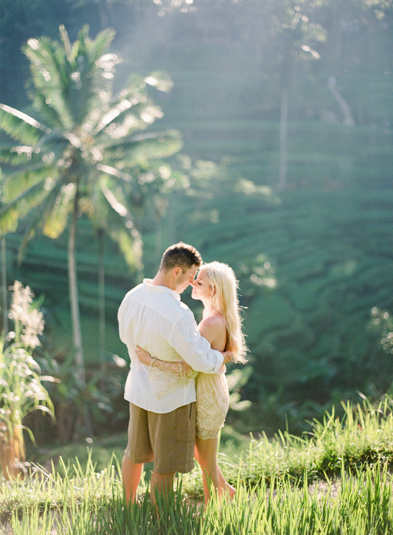 A&K: Magical Morning Photography at Tegalalang Rice Terrace 5
