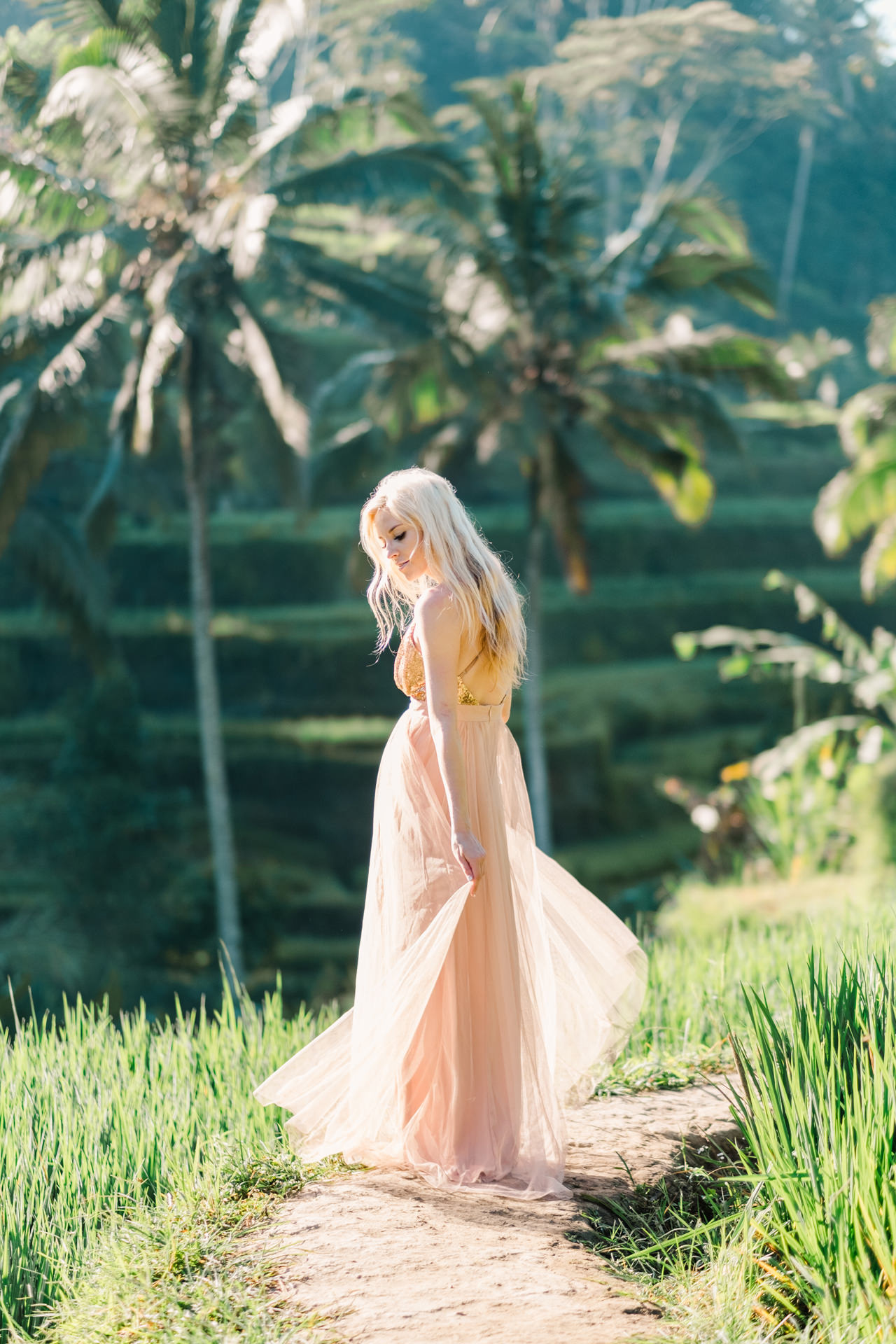 A&K: Magical Morning Photography at Tegalalang Rice Terrace 10