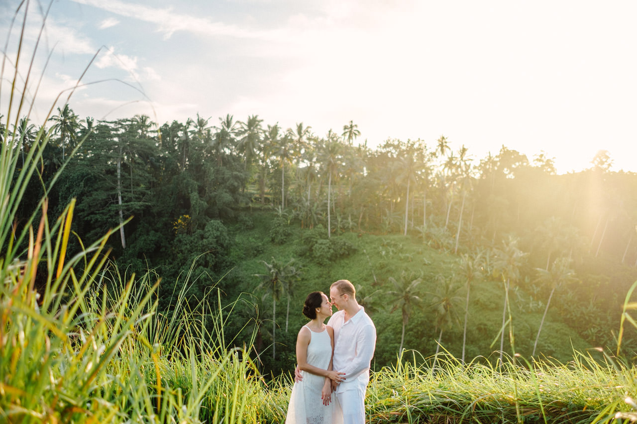 Kai&Mag: Bali Pre Wedding Photography in Ubud 1