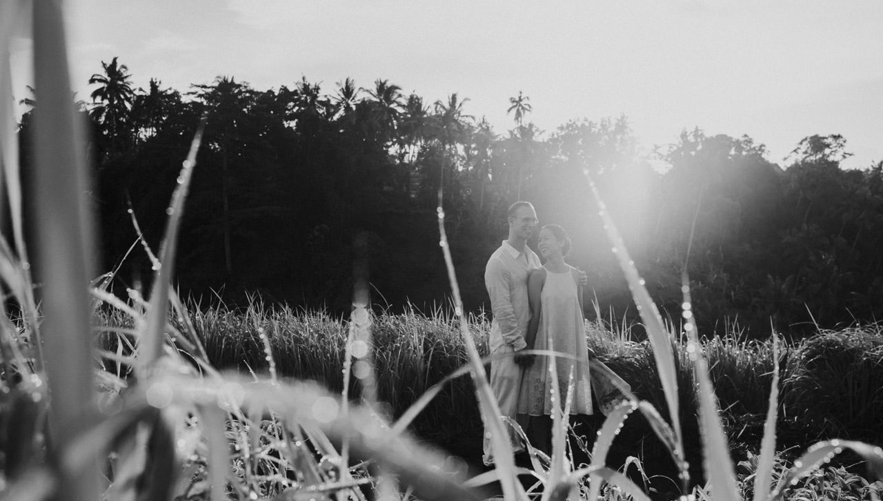 Kai&Mag: Bali Pre Wedding Photography in Ubud 5