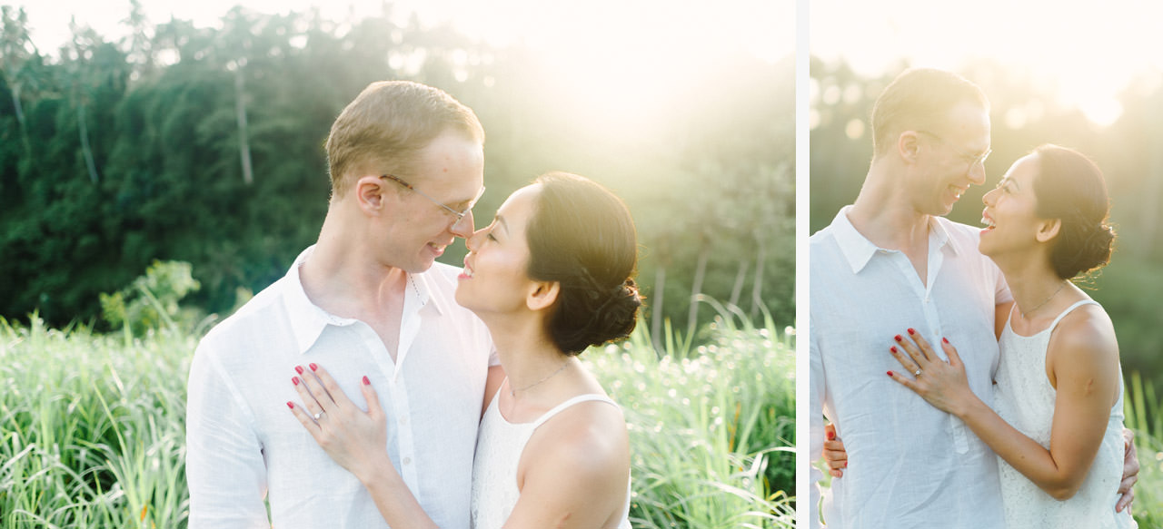 Kai&Mag: Bali Pre Wedding Photography in Ubud 6