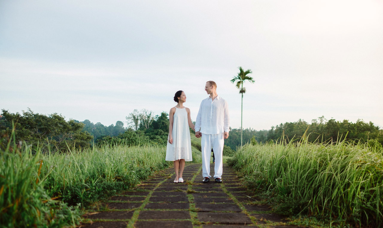 Kai&Mag: Bali Pre Wedding Photography in Ubud 10