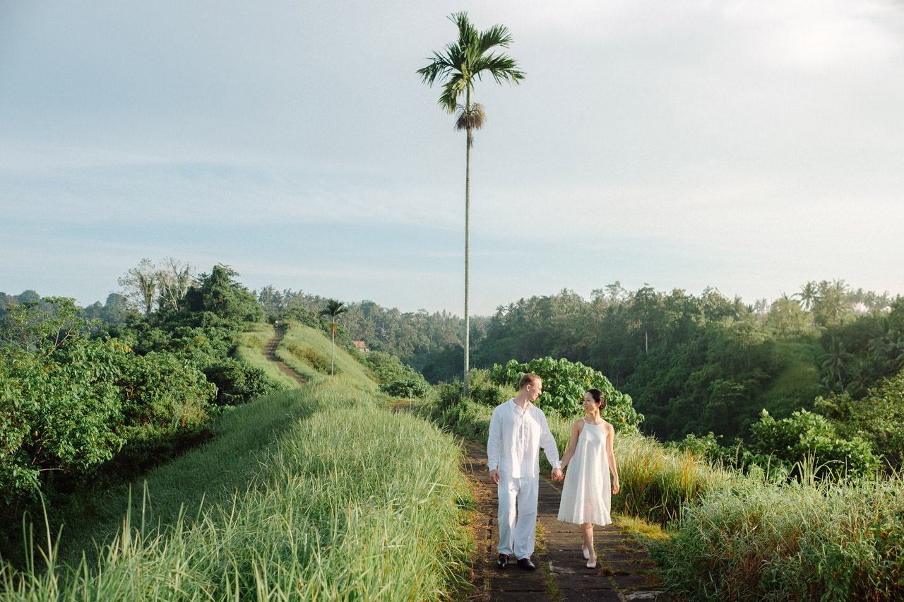 Kai&Mag: Bali Pre Wedding Photography in Ubud 15