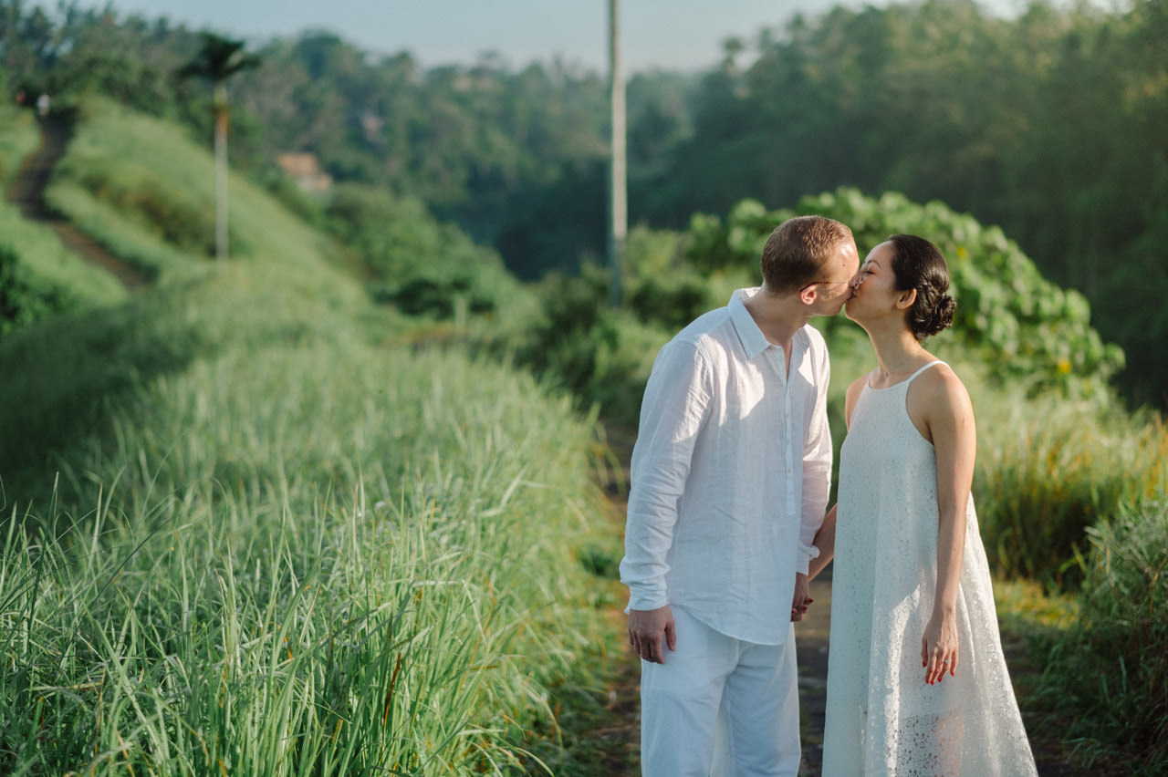Kai&Mag: Bali Pre Wedding Photography in Ubud 16