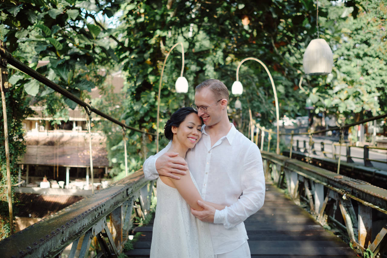 Kai&Mag: Bali Pre Wedding Photography in Ubud 17