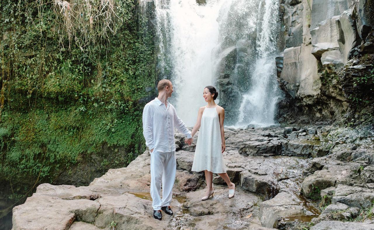Kai&Mag: Bali Pre Wedding Photography in Ubud 24