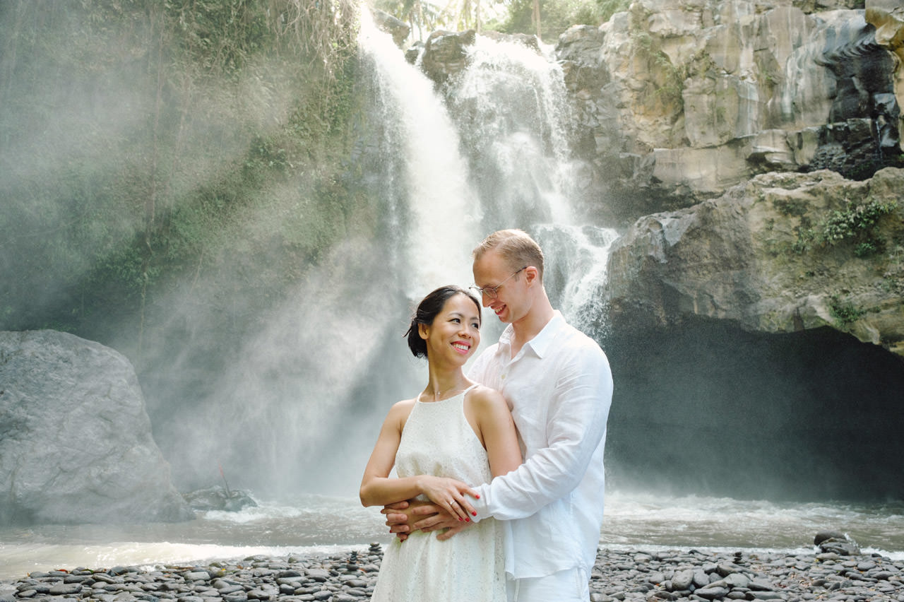 Kai&Mag: Bali Pre Wedding Photography in Ubud 26