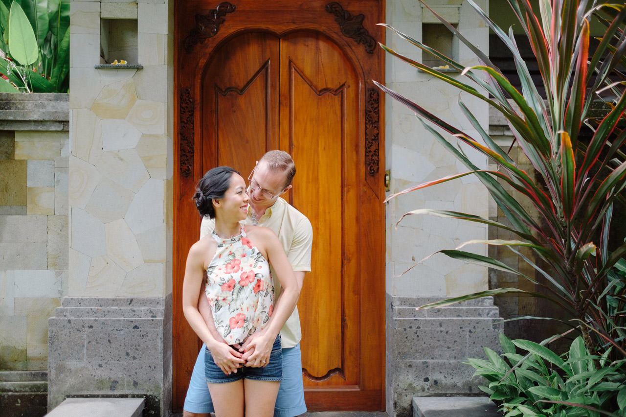 Kai&Mag: Bali Pre Wedding Photography in Ubud 35