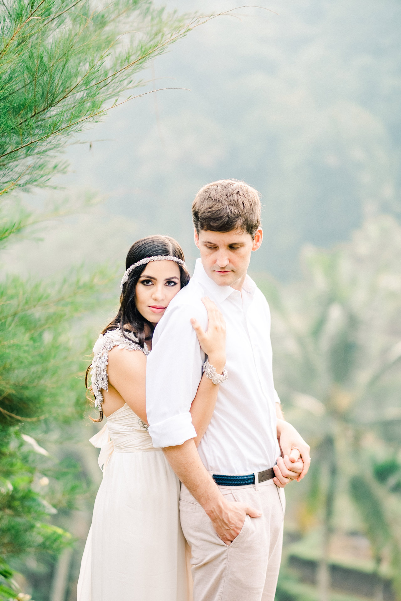 K&B: Romantic Honeymoon Photo Session in Bali 1