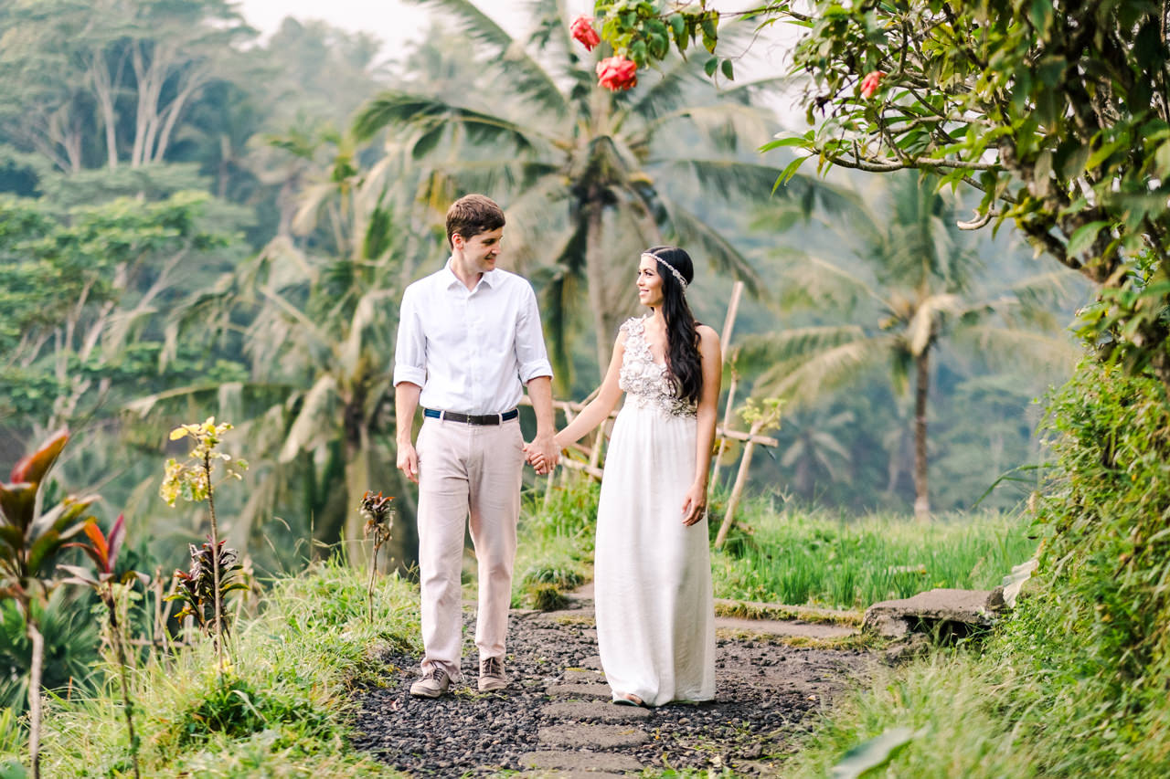 K&B: Romantic Honeymoon Photo Session in Bali 2