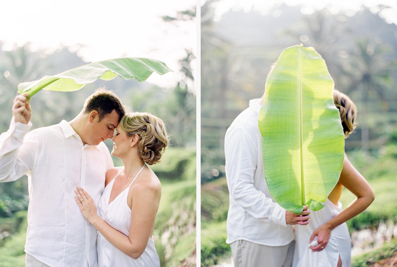 K&M: Under the Volcano Bali Honeymoon Photo Session 5