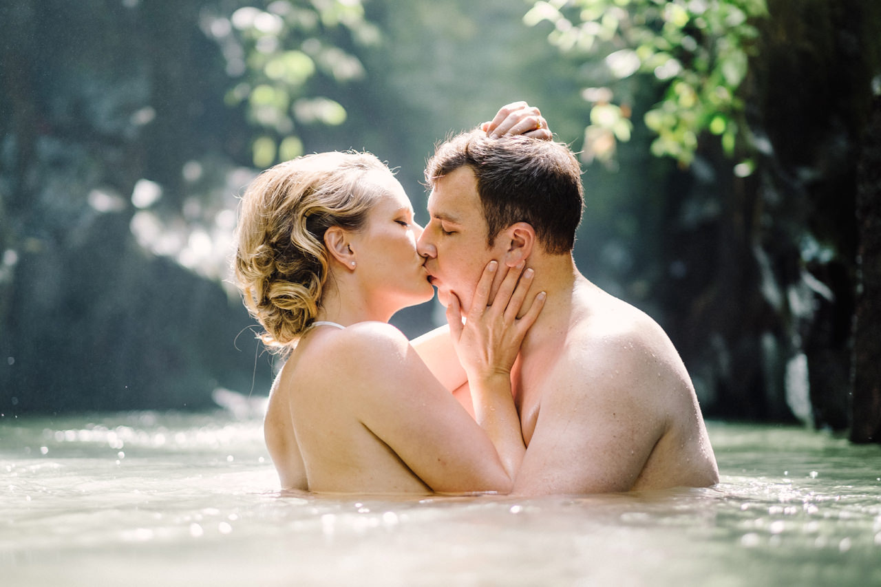K&M: Under the Volcano Bali Honeymoon Photo Session 12