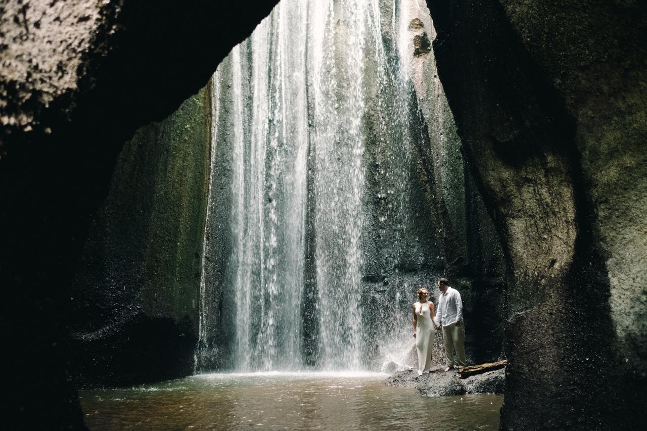K&M: Under the Volcano Bali Honeymoon Photo Session 14