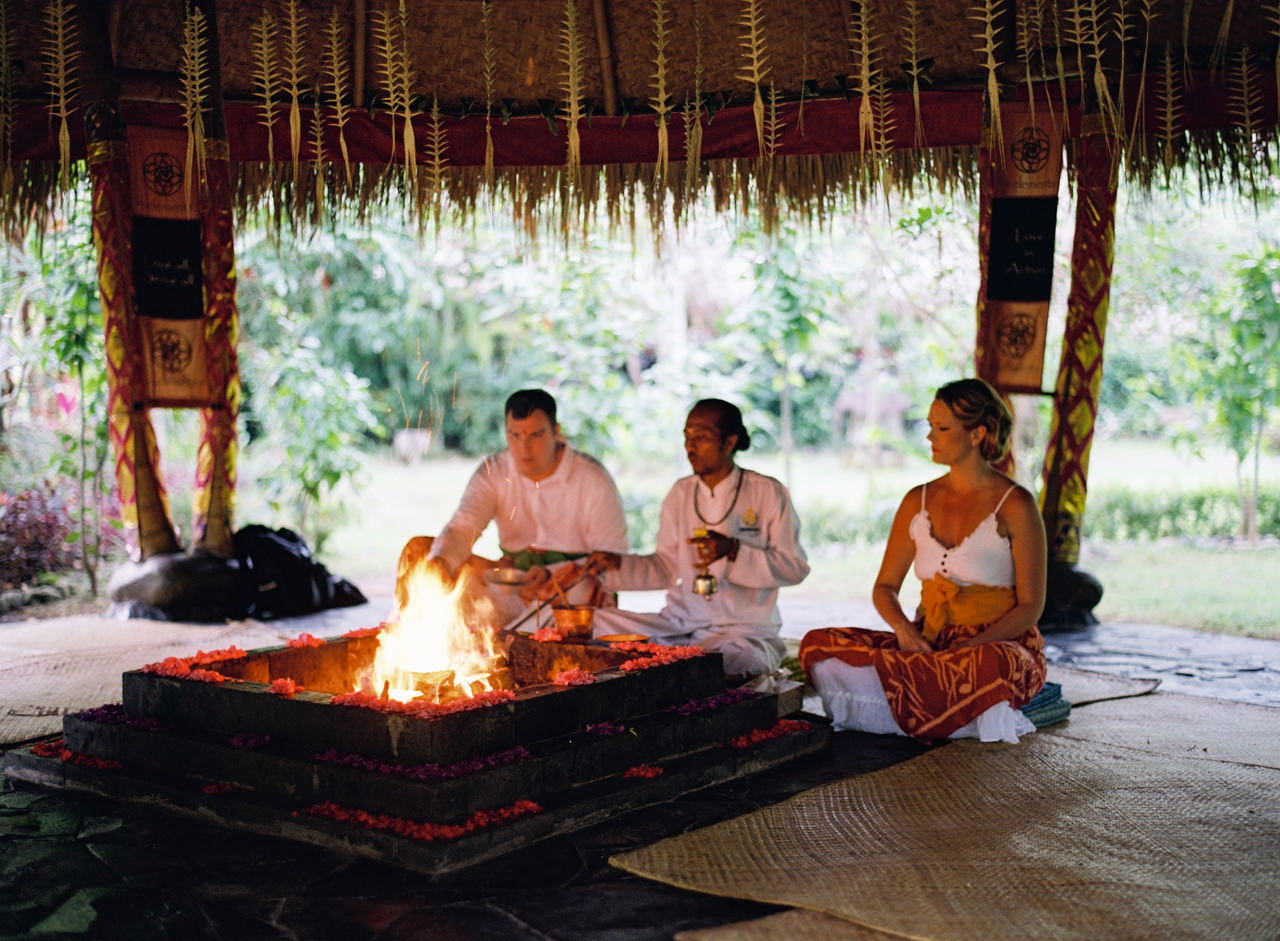 K&M: Under the Volcano Bali Honeymoon Photo Session 16