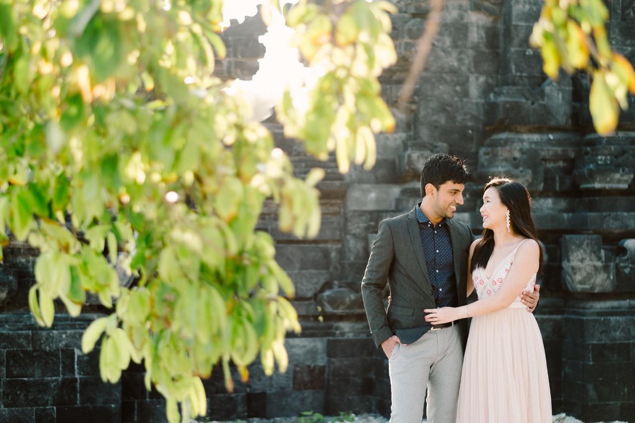 C&K: Before Sunset Bali Engagement Photoshoot 1