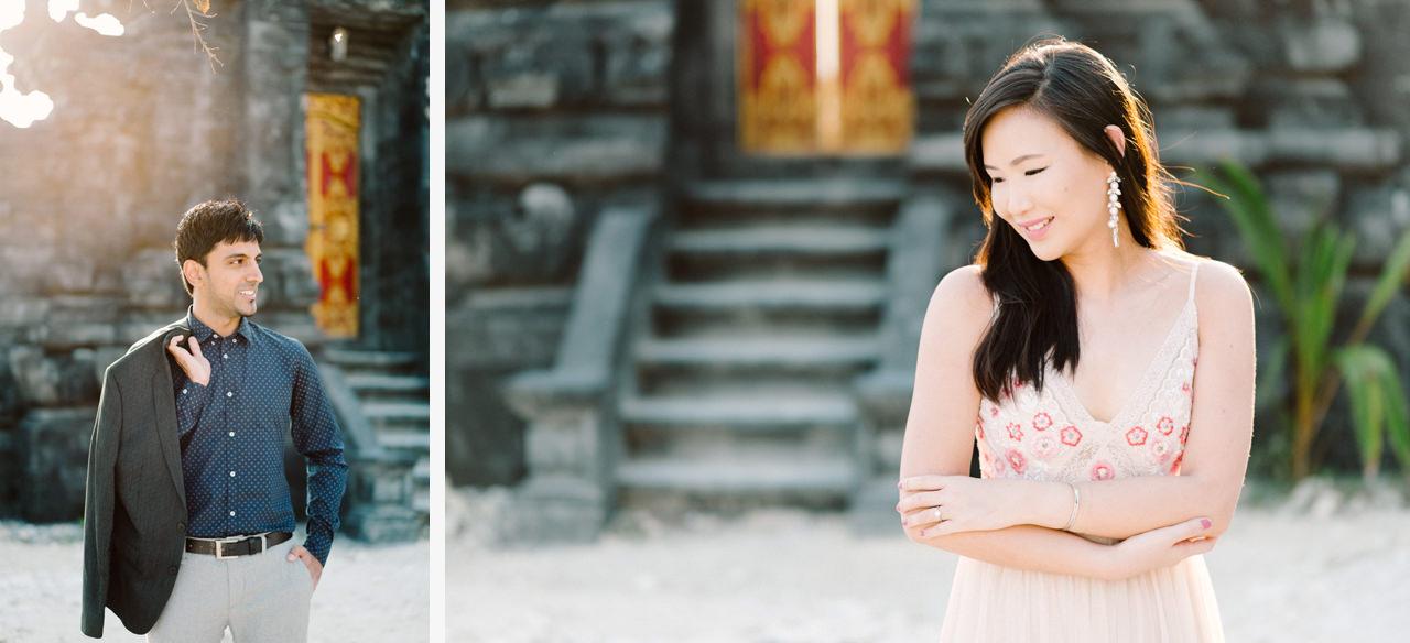 C&K: Before Sunset Bali Engagement Photoshoot 3