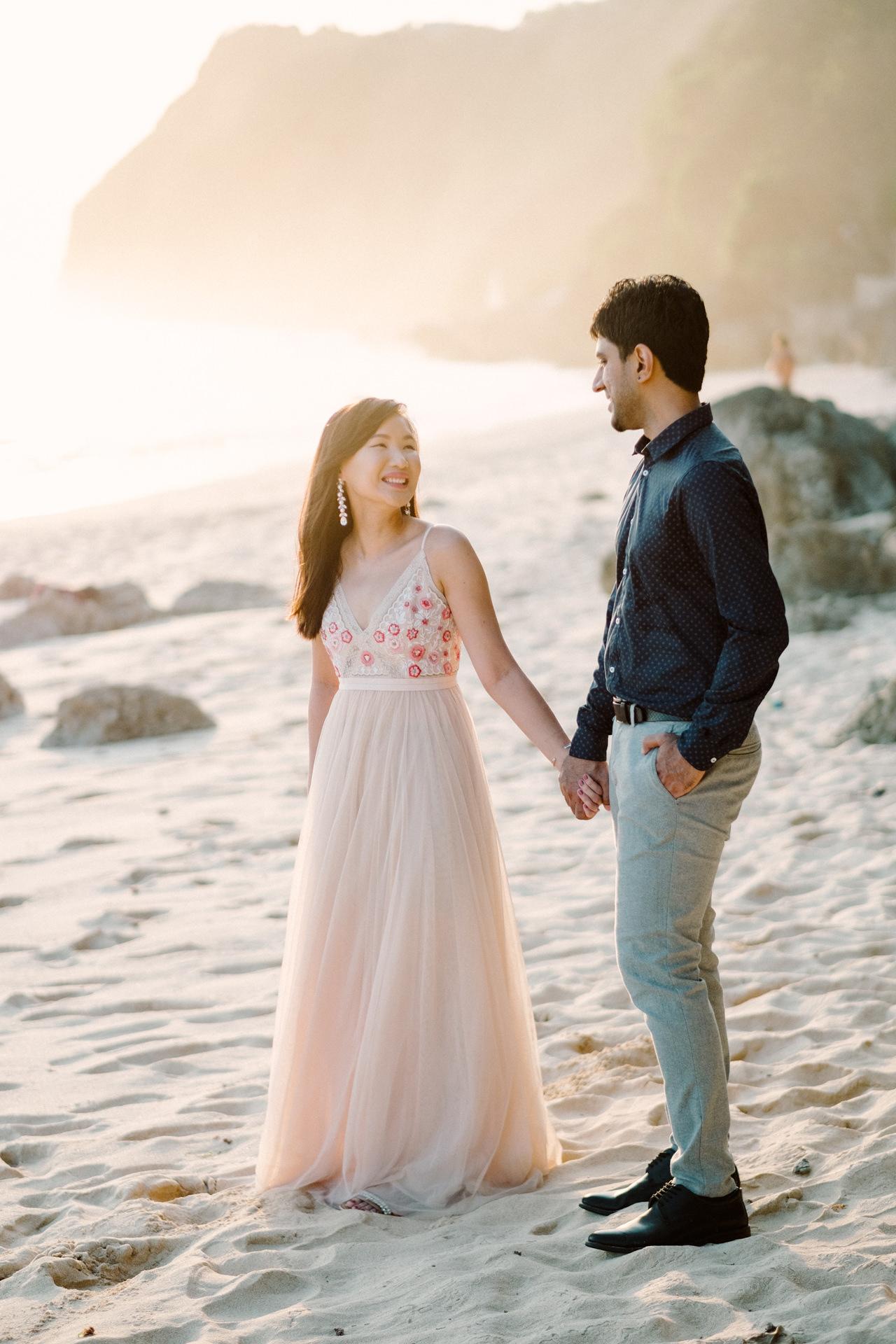 C&K: Before Sunset Bali Engagement Photoshoot 6