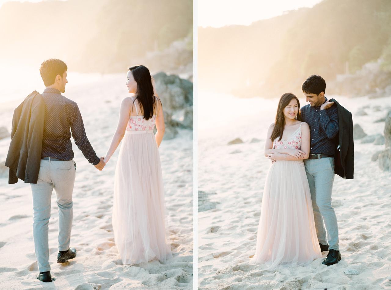 C&K: Before Sunset Bali Engagement Photoshoot 8
