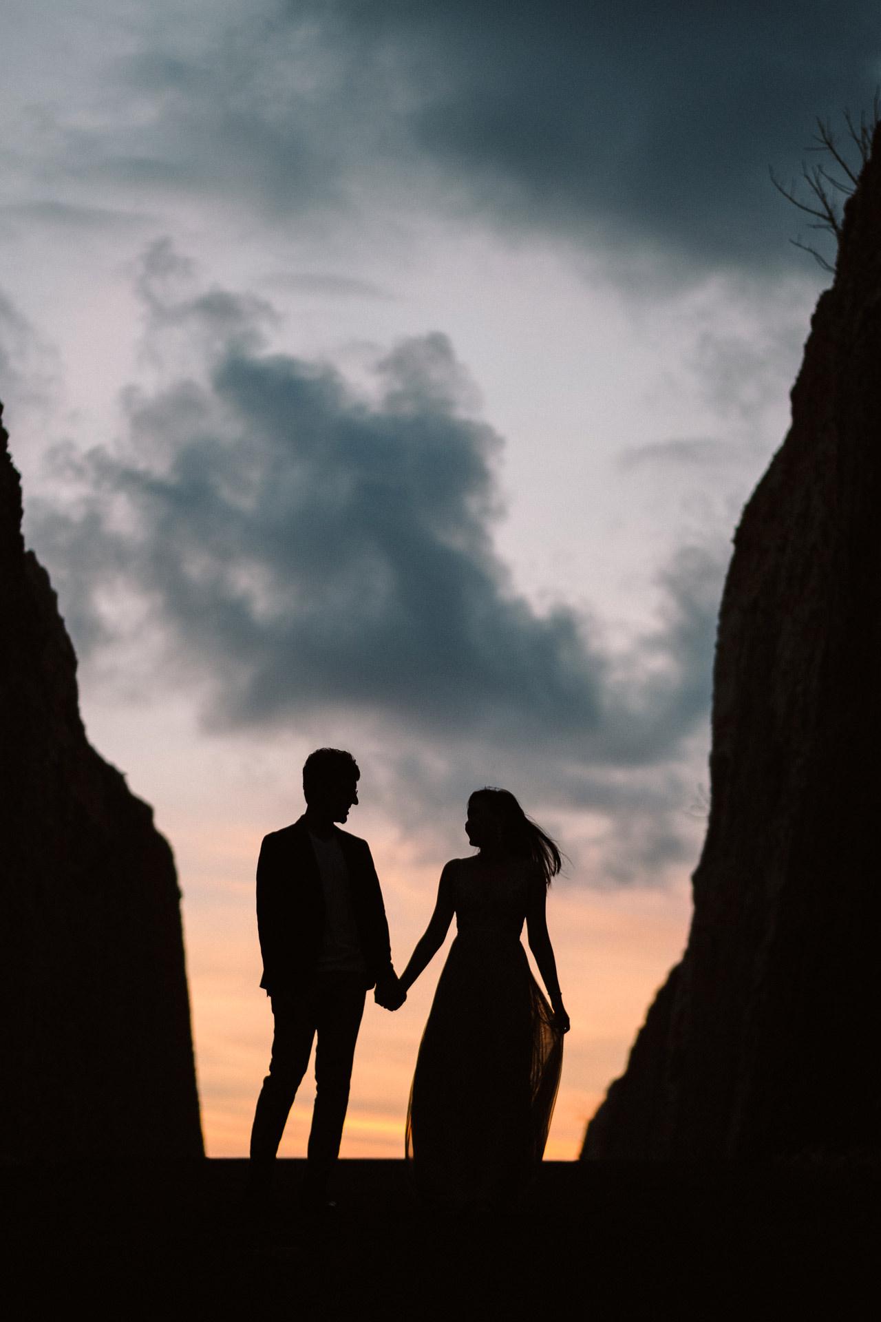 C&K: Before Sunset Bali Engagement Photoshoot 13