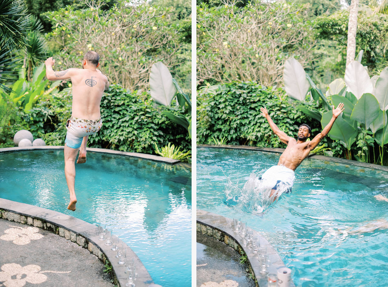 K&R: Greeneries Ubud Wedding - Ubud Wedding Photographer 9