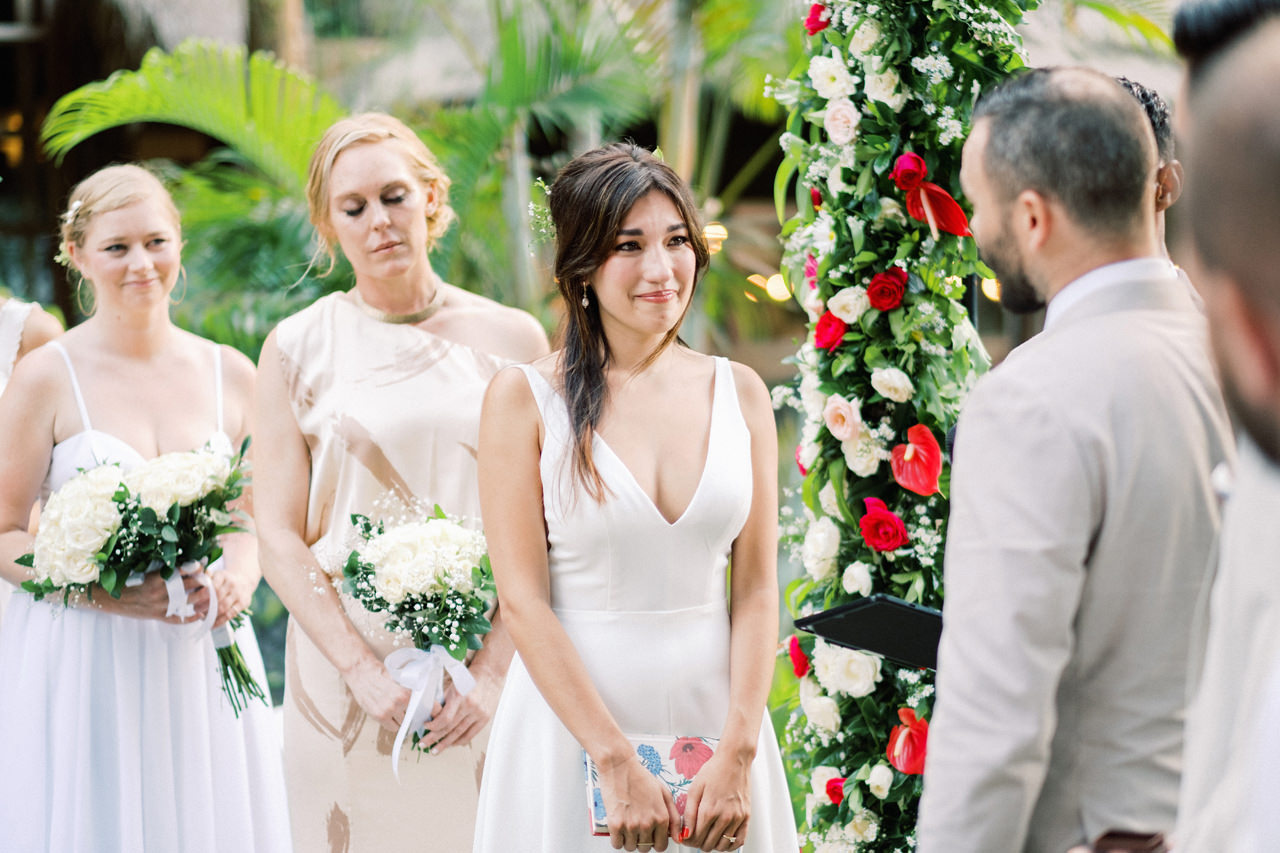 K&R: Greeneries Ubud Wedding - Ubud Wedding Photographer 30