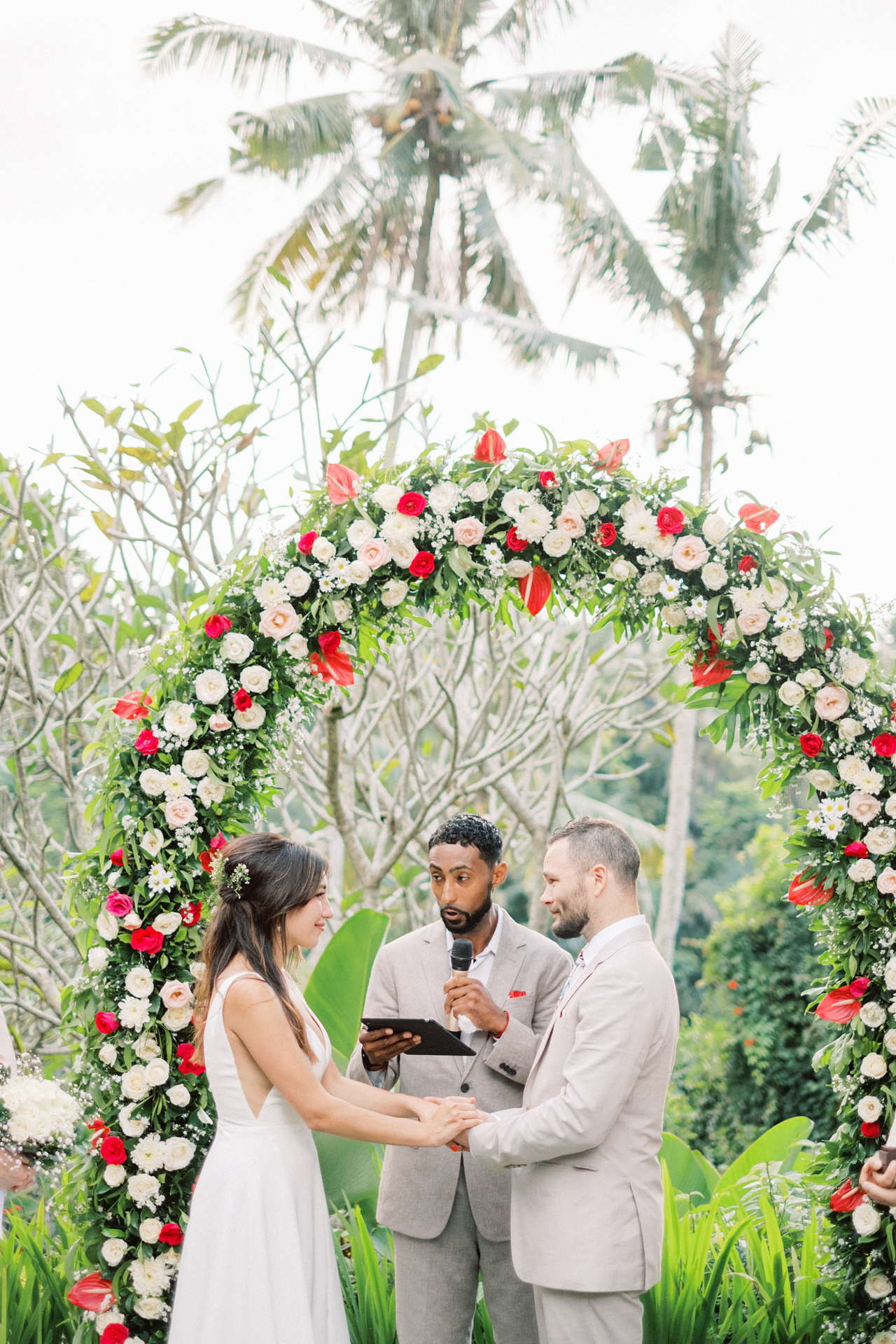 K&R: Greeneries Ubud Wedding - Ubud Wedding Photographer 34