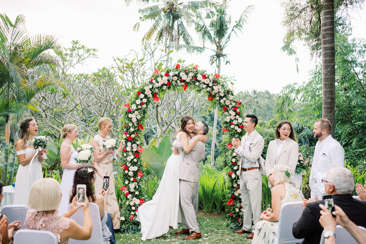 K&R: Greeneries Ubud Wedding - Ubud Wedding Photographer 38
