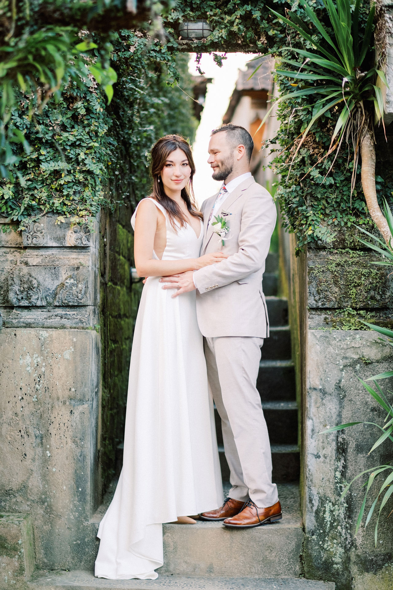 K&R: Greeneries Ubud Wedding - Ubud Wedding Photographer 43