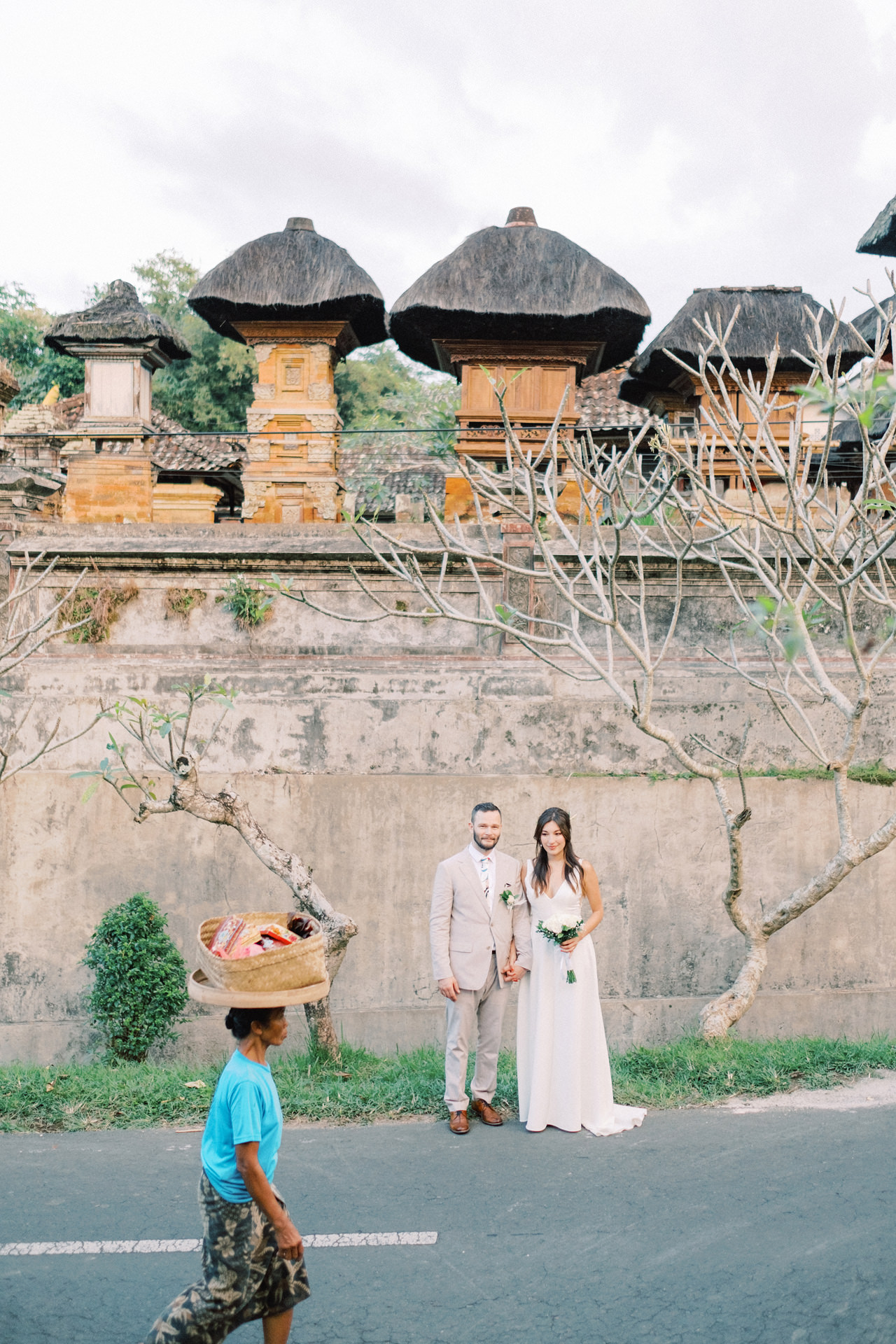 K&R: Greeneries Ubud Wedding - Ubud Wedding Photographer 45