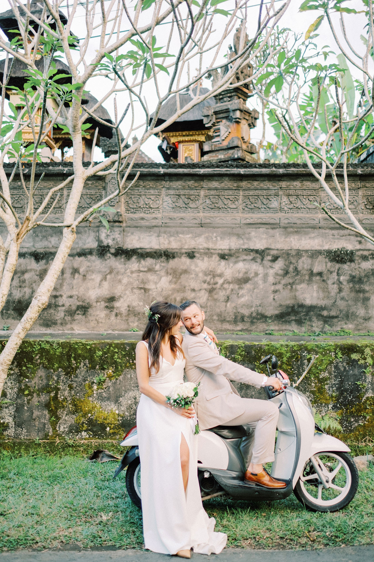 K&R: Greeneries Ubud Wedding - Ubud Wedding Photographer 46