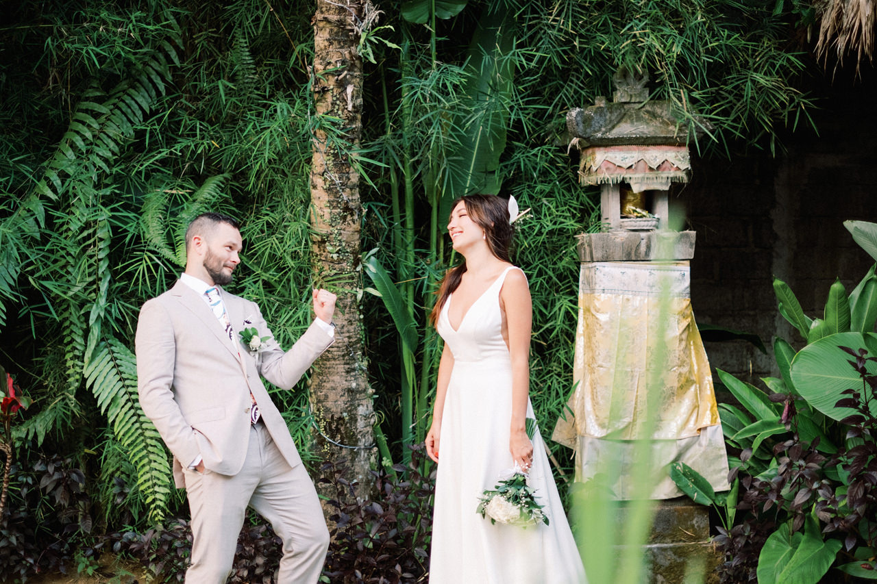 K&R: Greeneries Ubud Wedding - Ubud Wedding Photographer 47