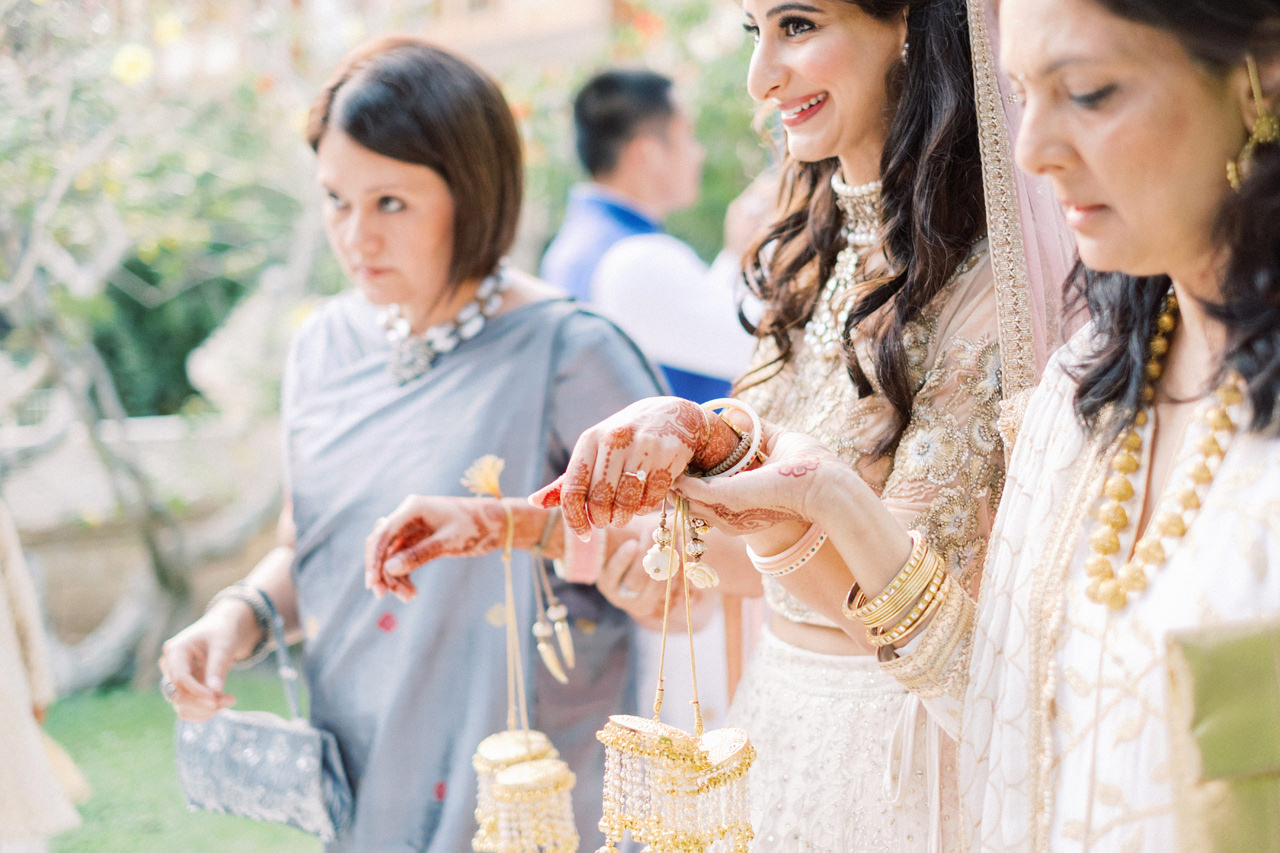 K&A: Hindu Indian Wedding in Bali 8