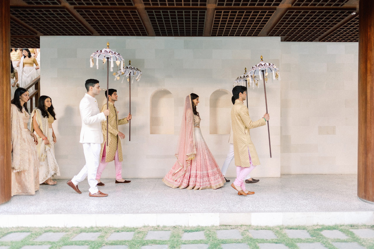 K&A: Hindu Indian Wedding in Bali 14