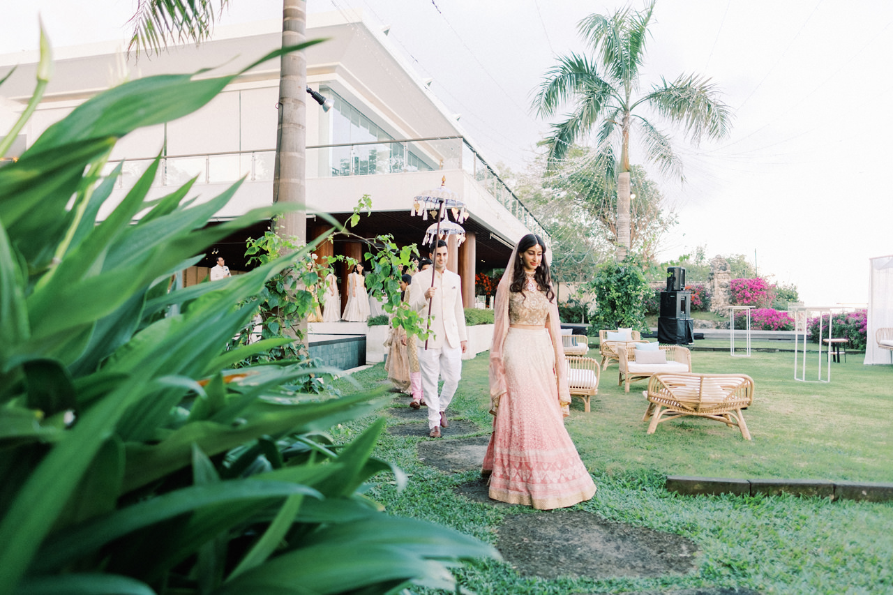 K&A: Hindu Indian Wedding in Bali 17