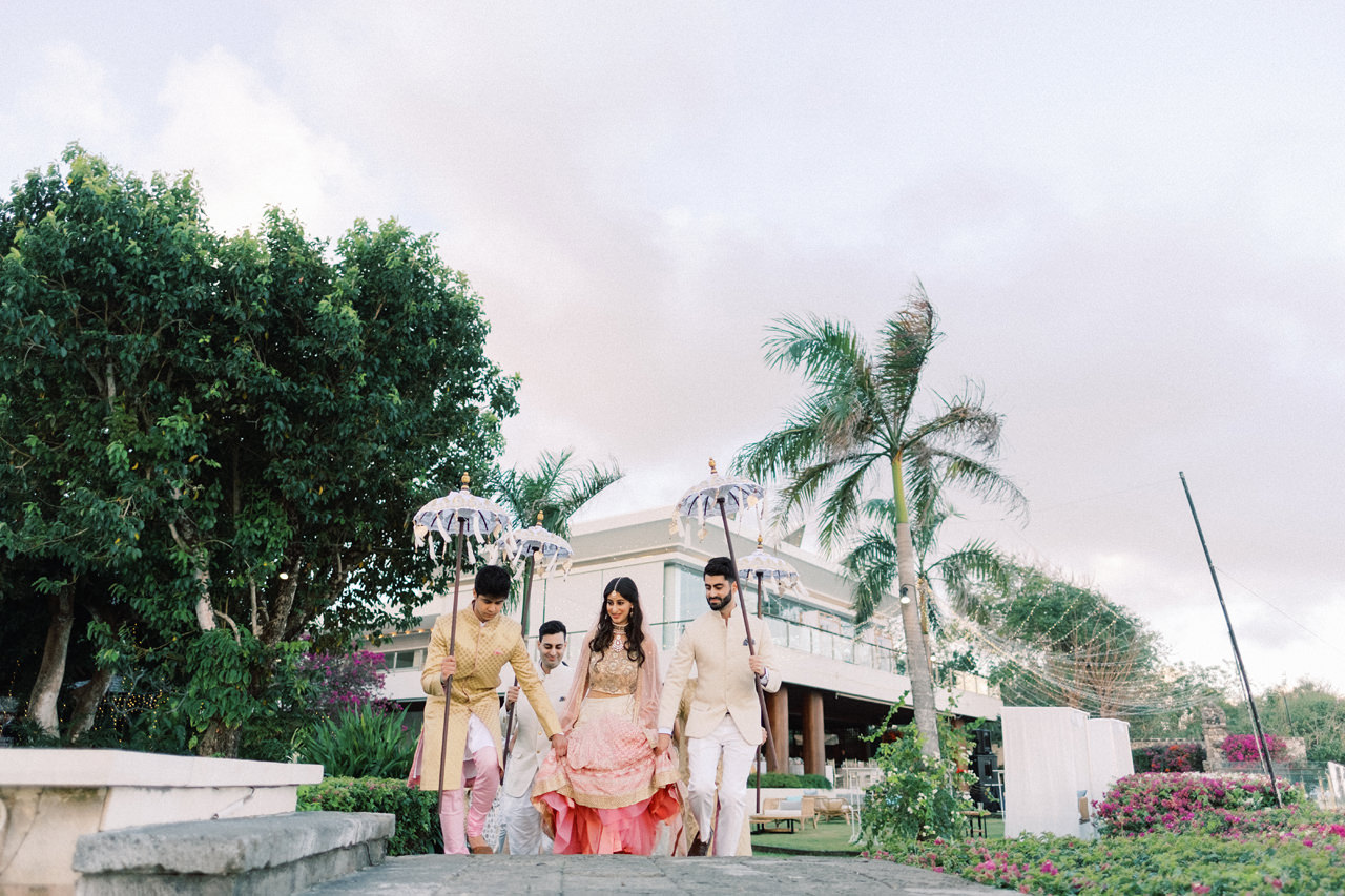 K&A: Hindu Indian Wedding in Bali 18