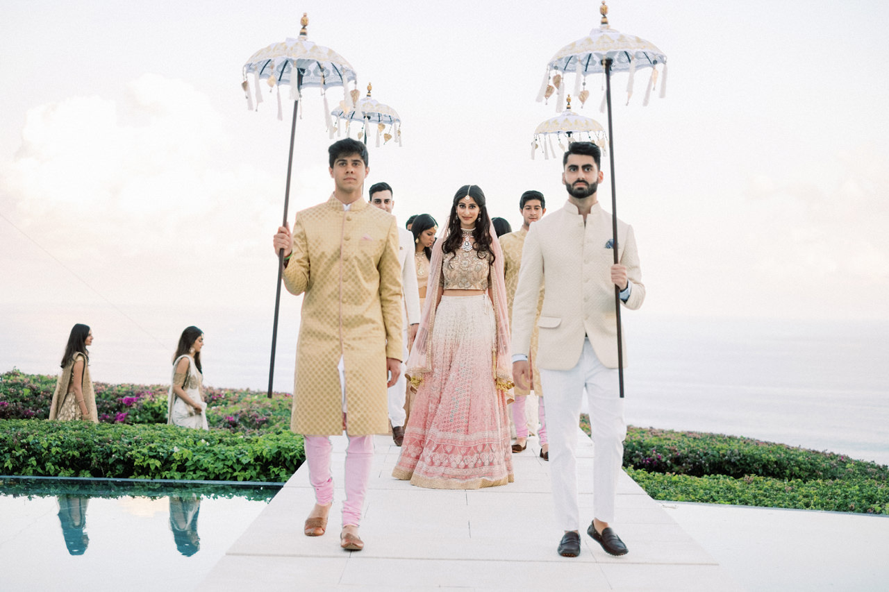 K&A: Hindu Indian Wedding in Bali 19