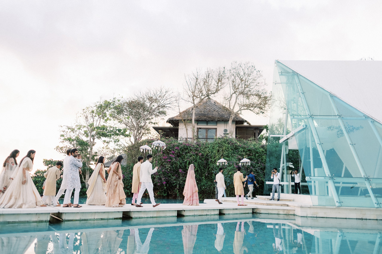 K&A: Hindu Indian Wedding in Bali 20