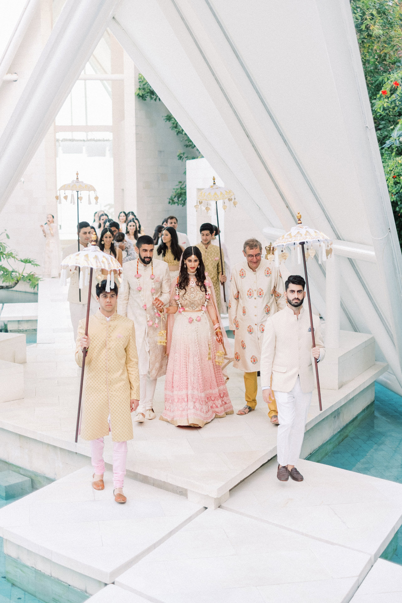 K&A: Hindu Indian Wedding in Bali 22