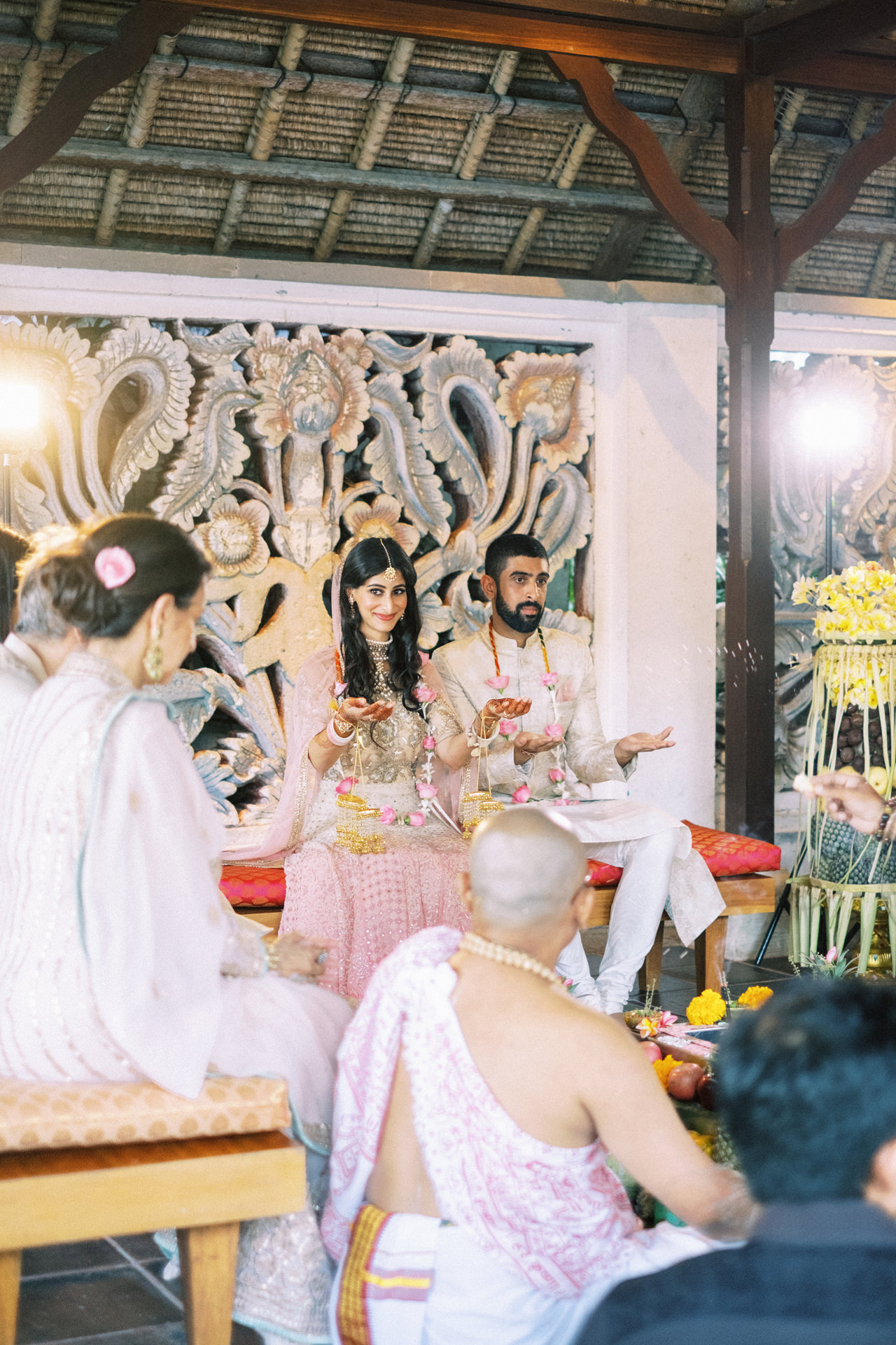 K&A: Hindu Indian Wedding in Bali 24