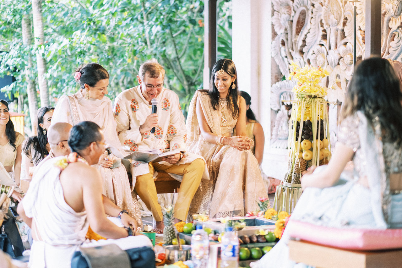 K&A: Hindu Indian Wedding in Bali 25