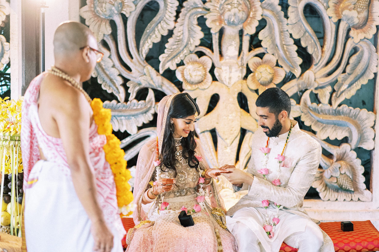 K&A: Hindu Indian Wedding in Bali 31