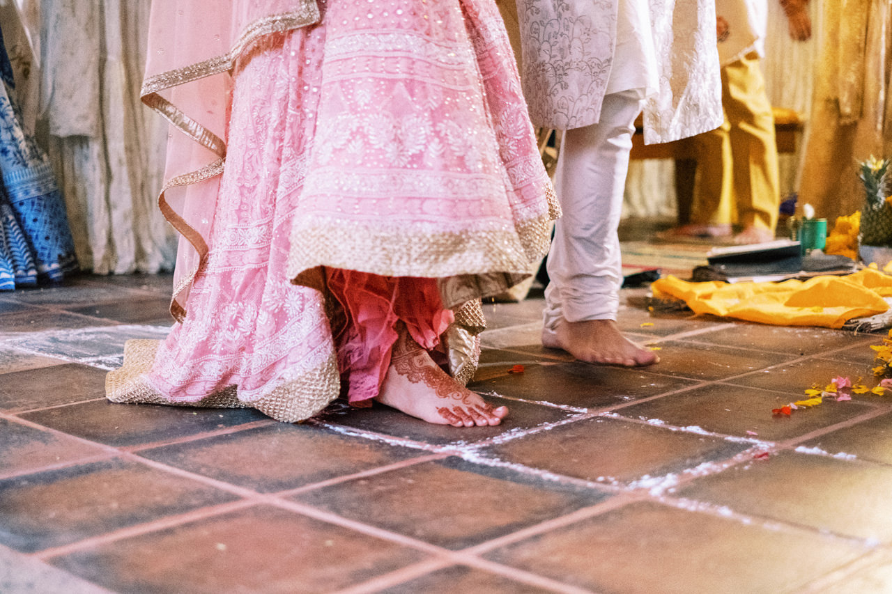 K&A: Hindu Indian Wedding in Bali 34