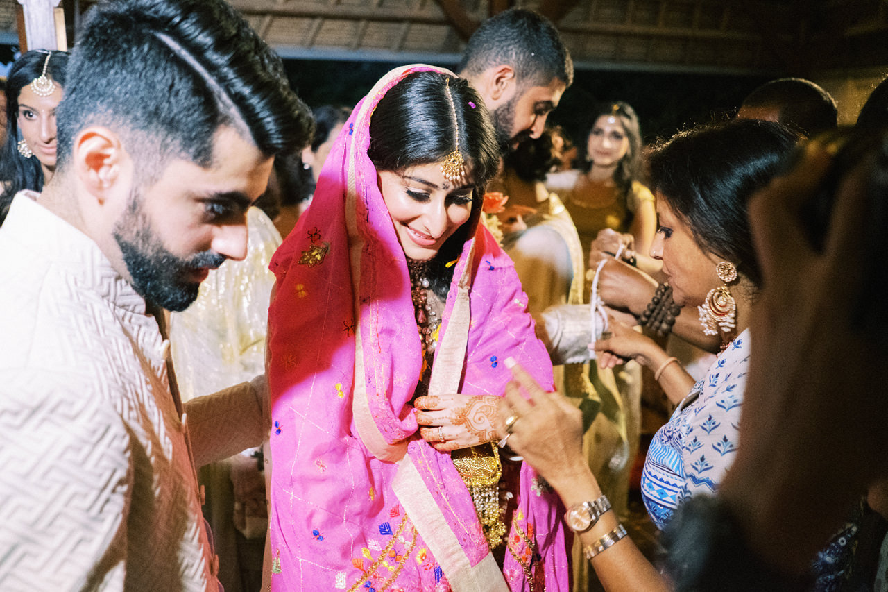 K&A: Hindu Indian Wedding in Bali 36